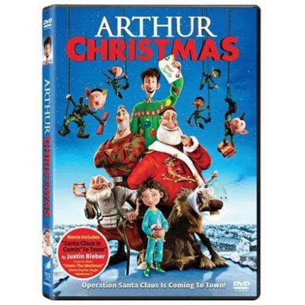 Filme de Crăciun Arthur Christmas