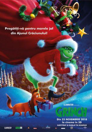 Filme de Crăciun Grinch