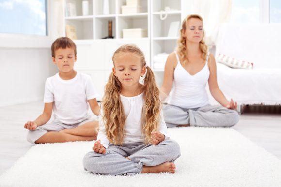 meditatie de familie
