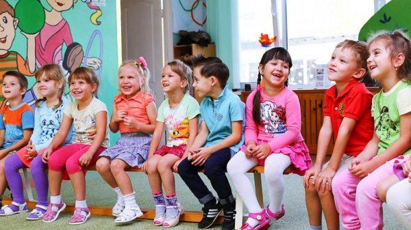 Grădiniţă și copiii