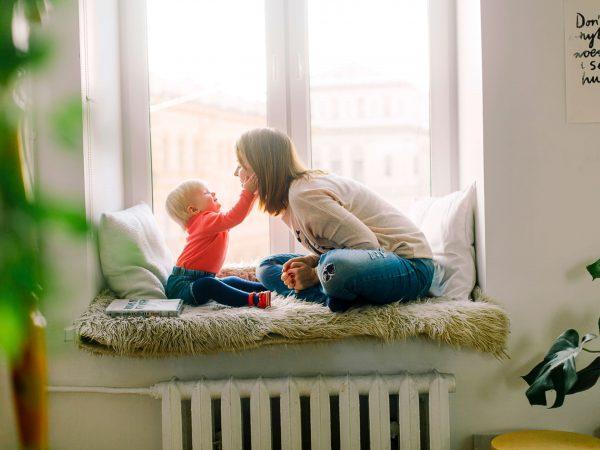 Dezvoltă încrederea în sine a copilului încă de la naștere 3