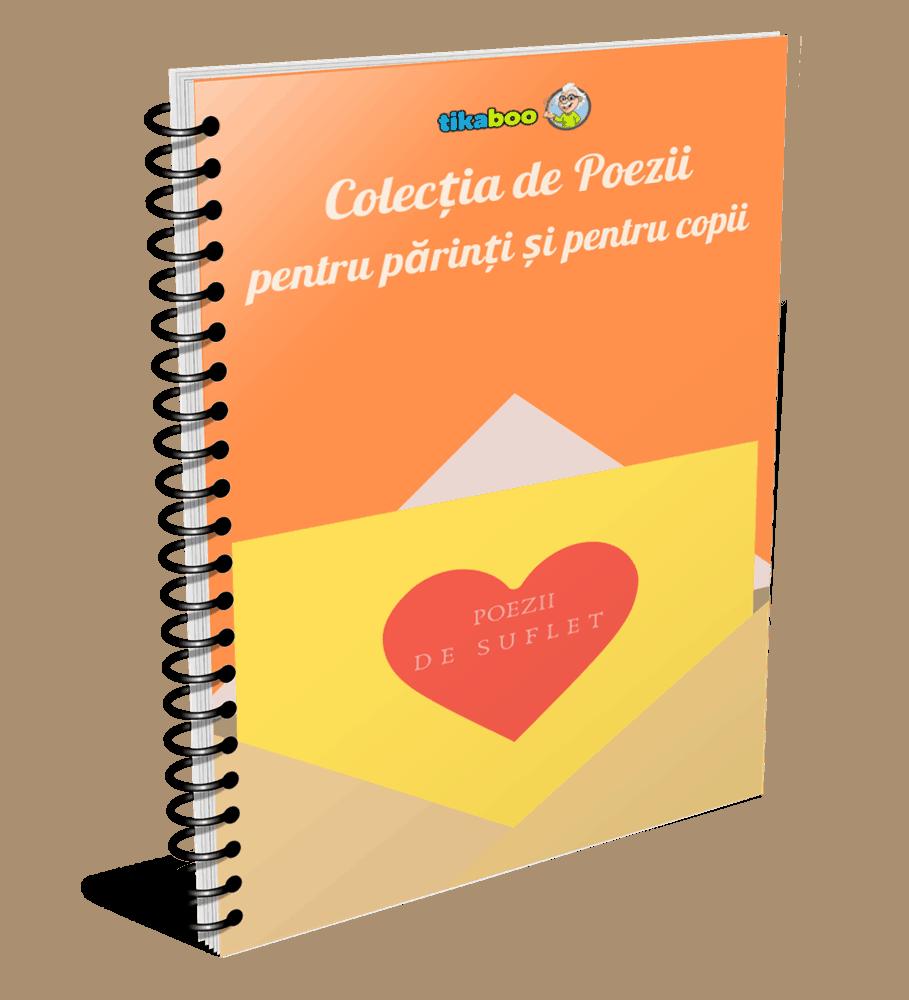Colectia de poezii pentru parinti si pentru copii