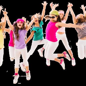 Petrecere Concursul de dans copii