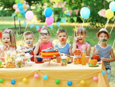 petrecerea perfectă pentru copilul