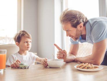 comunicarea copilului cu parintii