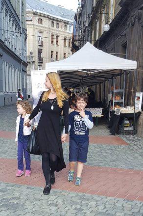 Lăsați copiii să fie cât mai independenți – Interviu cu Adina Ștefănescu 2