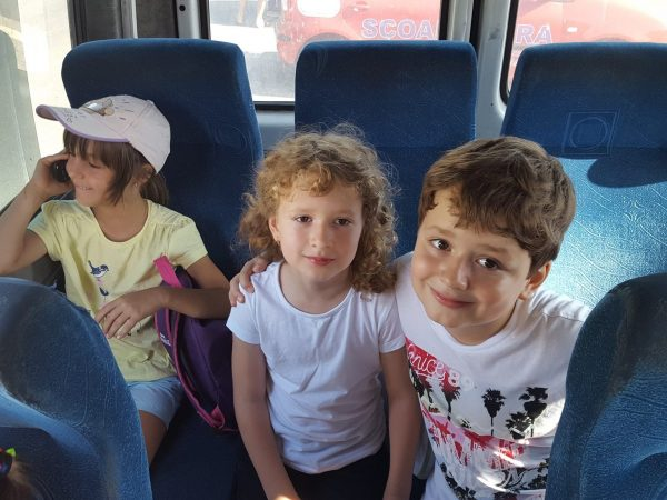 Lăsați copiii să fie cât mai independenți – Interviu cu Adina Ștefănescu 4