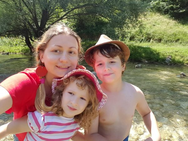 Lăsați copiii să fie cât mai independenți – Interviu cu Adina Ștefănescu 1