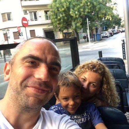 """Interviu cu Alex Zamfir: """"A fi părinte este cea mai mișto chestie care mi se putea întâmpla"""" 9"""