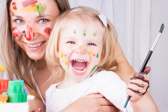 Read more about the article Copilul tău e un artist și poate schimba lumea (dacă îi dai voie)