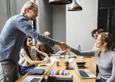 achievement business collaboration