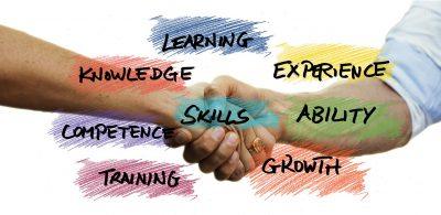 skills list handshake