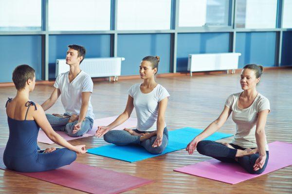 depresie. Relaxa, yoga