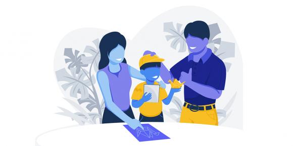 Read more about the article Cât de important este ca și părintele să fie inteligent emoțional?