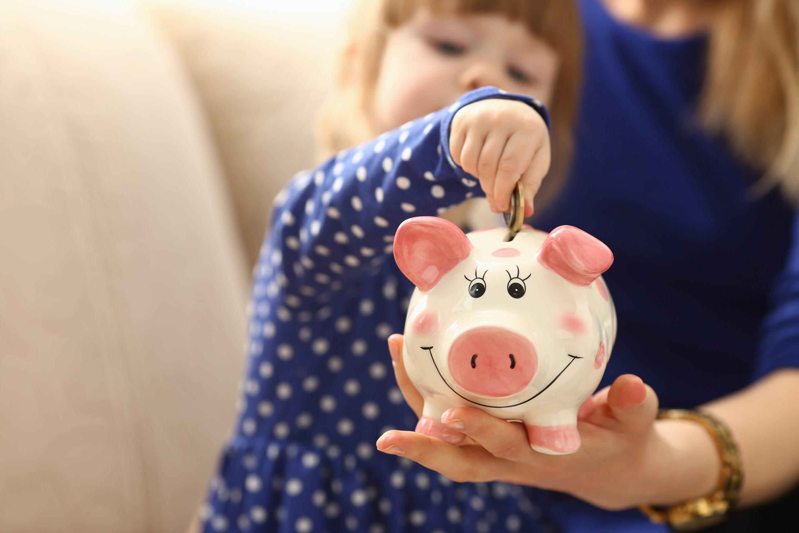Cum îi învățăm pe copii să gestioneze banii? 1