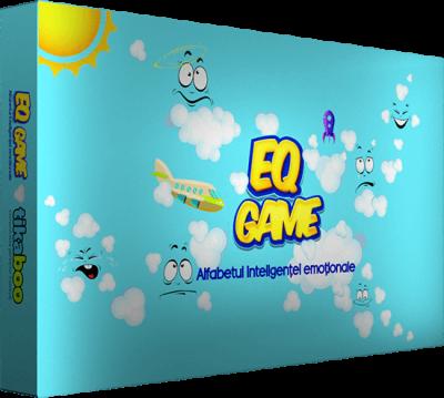 EQ Game - Alfabetul Inteligentei Emotionale - Joc de Familie
