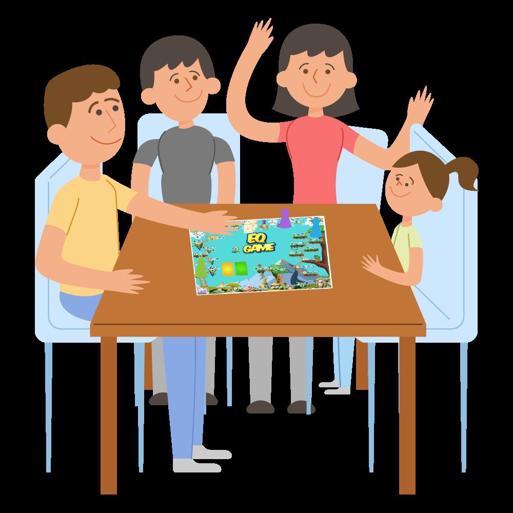Jocul EQ Game - Alfabetul Inteligenței Emoționale 52