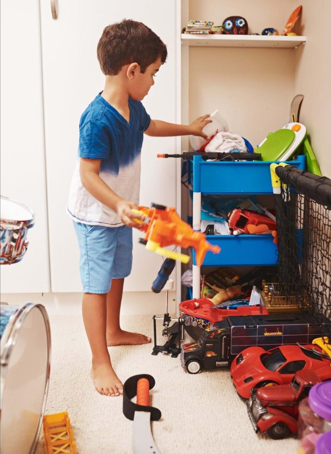 Reguli pentru o bună organizare a timpului la copii 1