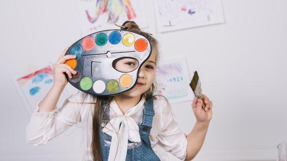 Read more about the article Cum putem descoperi și încuraja talentul copilului?