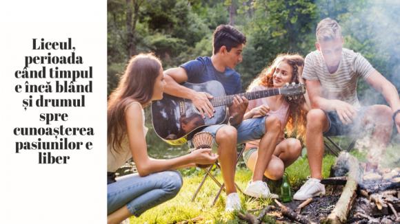 Read more about the article De ce liceul e perioada în care orice adolescent își poate dezvolta pasiuni?
