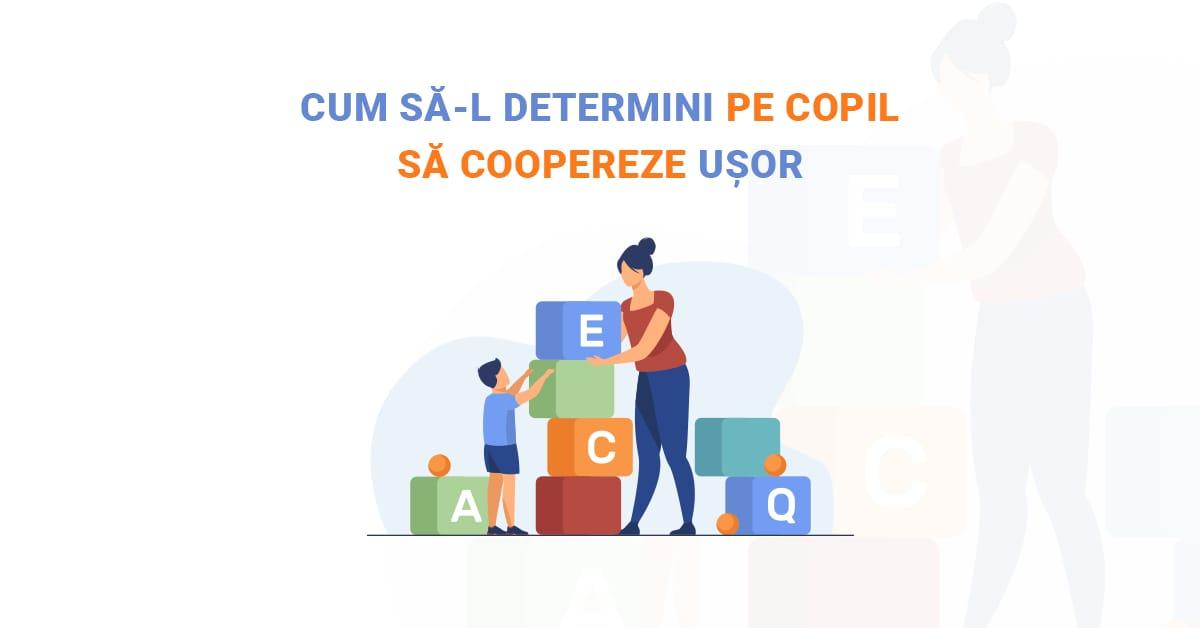 5 chei utile pentru a obține cooperarea copiilor noștri 1