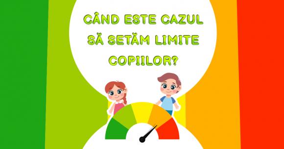Read more about the article Când este cazul să setăm limite copiilor?
