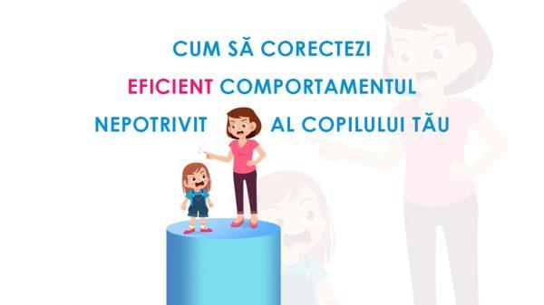 Cum să corectezi eficient comportamentul nepotrivit al copilului tău? 41