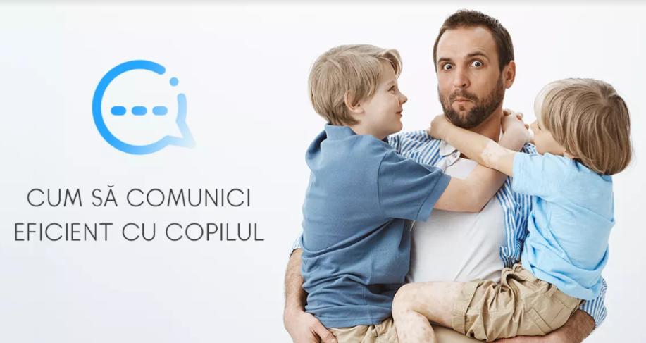 3 pași simpli pentru a comunica eficient cu copilul tău 1