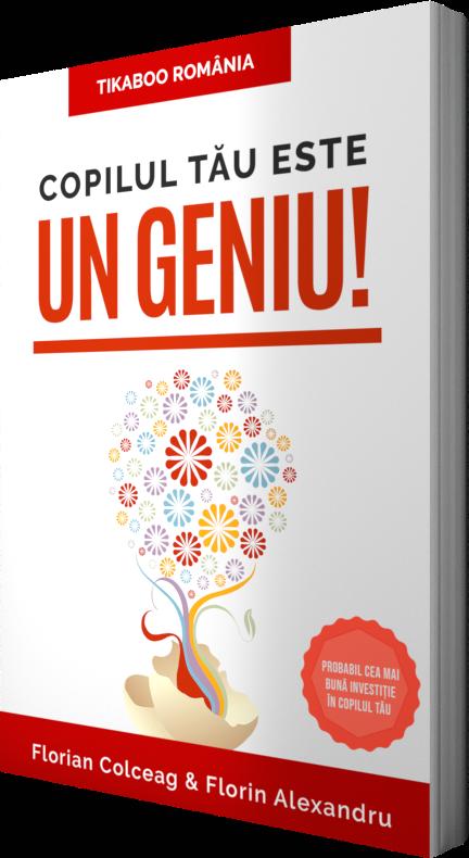 copilul tău este un geniu - carte
