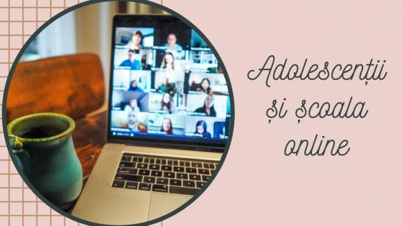 Read more about the article Școala online și adolescenții: sfaturi pentru a trece peste această perioadă mai ușor