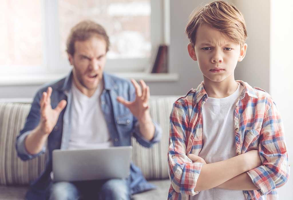 Este stilul autoritar bun pentru creșterea copilului? 5