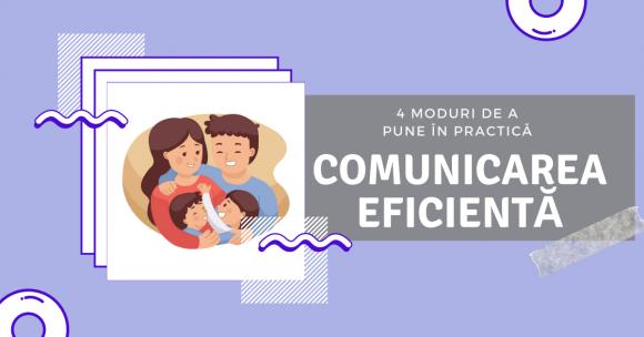 Read more about the article Ce este comunicarea eficientă? 4 moduri de a o pune în practică