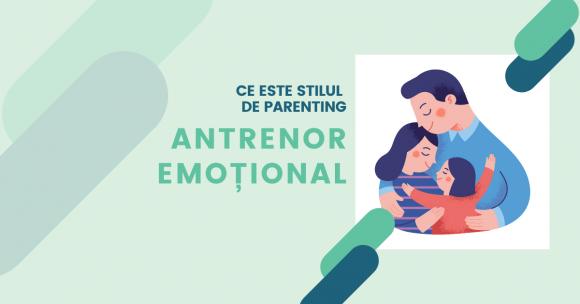 Read more about the article Ce este stilul de parenting antrenor emoțional? 5 pași de urmat