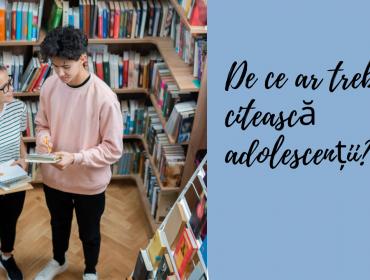 10 motive pentru care orice adolescent ar trebui să citească 6