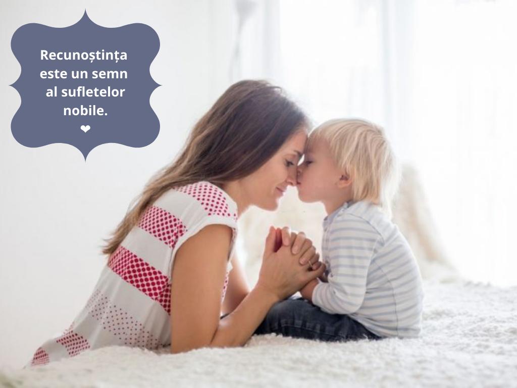 10 modalități prin care îi putem învăța pe copii recunoștința 7