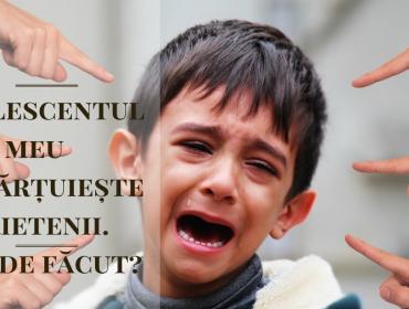 Bullying-ul: cum ne învățăm adolescenții să nu adopte această formă de abuz? 2