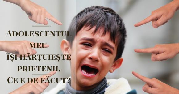 Read more about the article Bullying-ul: cum ne învățăm adolescenții să nu adopte această formă de abuz?