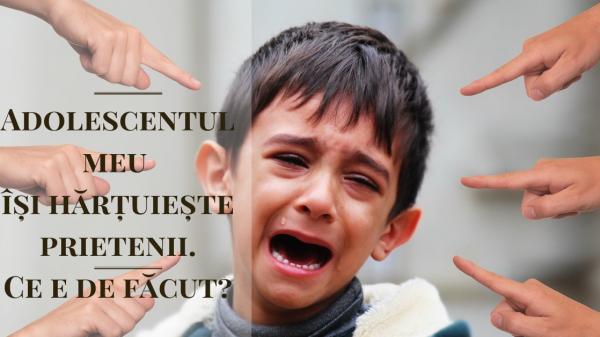 Bullying-ul: cum ne învățăm adolescenții să nu adopte această formă de abuz? 5