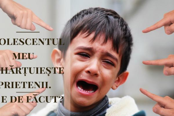 Bullying-ul: cum ne învățăm adolescenții să nu adopte această formă de abuz? 1
