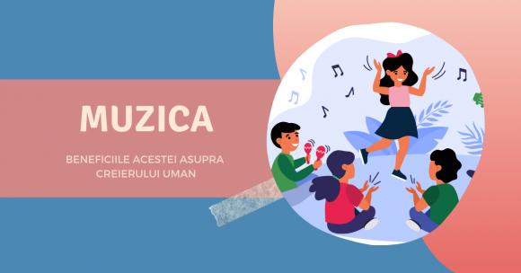 Read more about the article Muzica și beneficiile ei asupra creierului uman