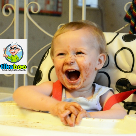 Read more about the article Copilul meu nu mănâncă: ce să fac?
