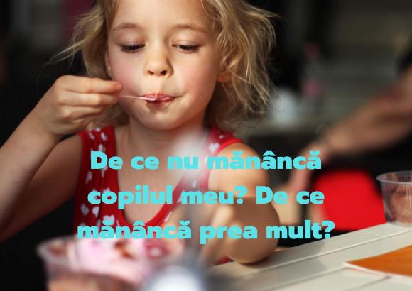 Read more about the article Ce relație are copilul tău cu mâncarea? 3 întrebări la care toți părinții trebuie să răspundă pentru a înțelege de ce