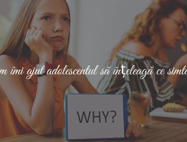 Cum îmi pot ajuta adolescentul să-și cunoască sentimentele? 5