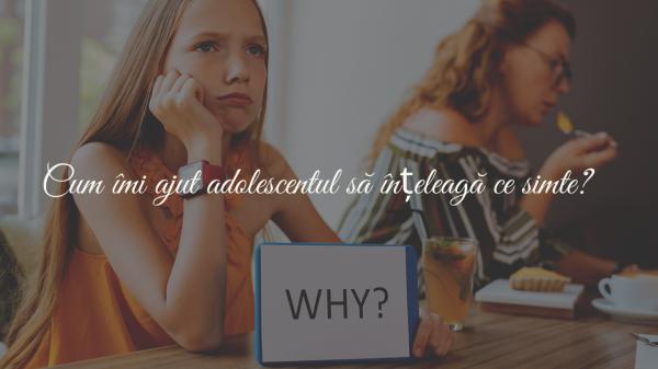 Cum îmi pot ajuta adolescentul să-și cunoască sentimentele? 7