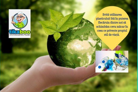 Read more about the article 9 idei pentru a reduce consumul de plastic chiar și atunci când ai copii