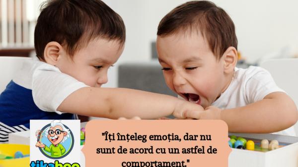 De ce este important să-l ajuți pe copilul tău să facă diferența între emoțiile sale și comportamentul său? 7