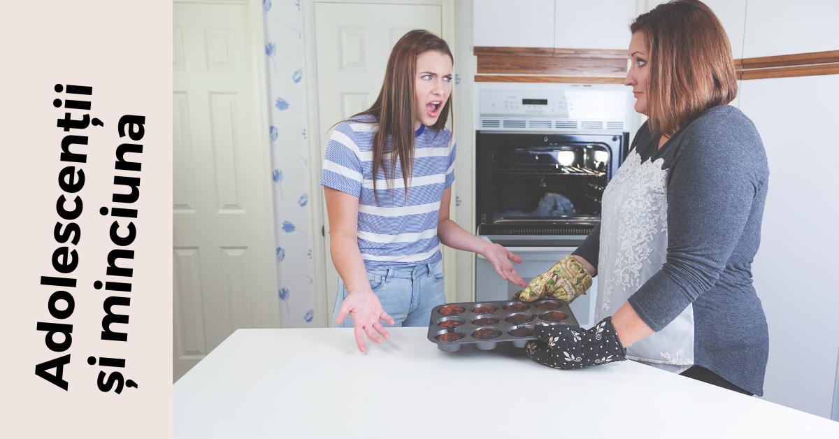 Minciuna la adolescenți: cum îmi ajut adolescentul să nu mai mintă? 1