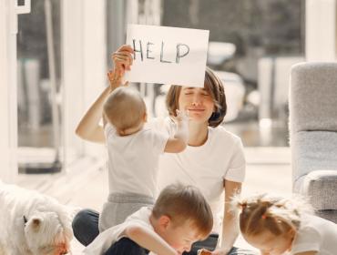 4 trucuri pentru a evita epuizarea ca părinte 2
