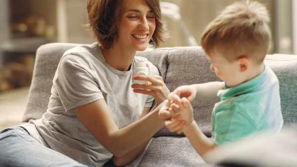 Cele 4 etape ale conexiunii cu copilul tău 1