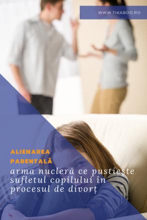 Read more about the article Alienarea parentală – arma nucleră ce pustiește sufletul copilului în procesul de divorț